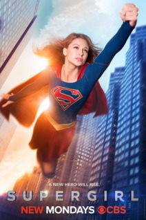 Blog Post 1 - Super Girl